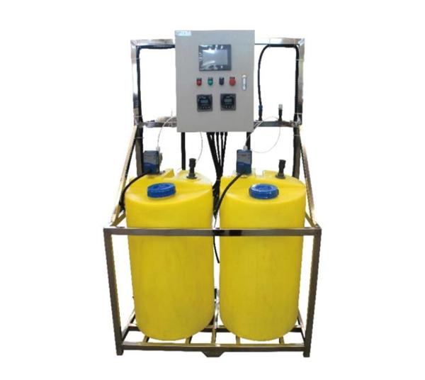 双桶双泵自动加药